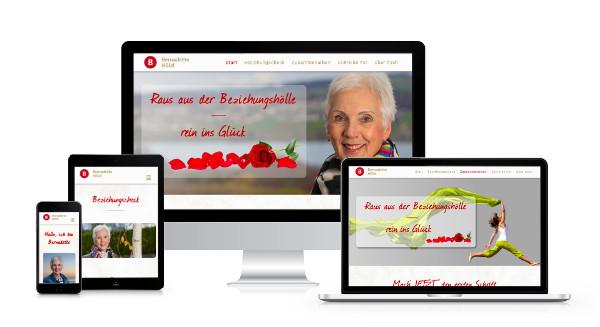 DocWondrak Webmaster Webseite Bernadette Hölzl