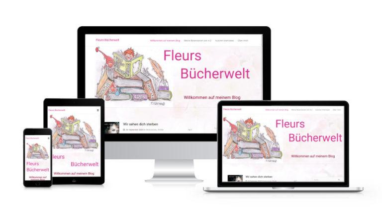 DocWondrak Webmaster Webseite Fleursbuecherwelt