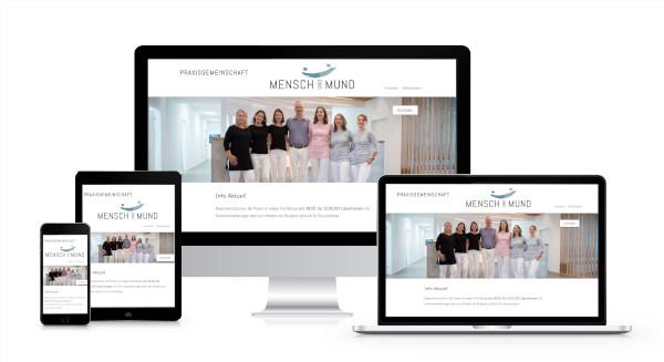 DocWondrak Webmaster Webseite Mensch und Mund