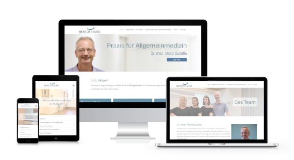 DocWondrak Webmaster Webseite Praxis Dr Buzello