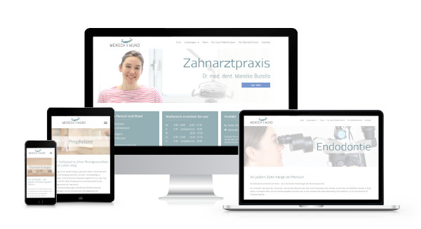 DocWondrak Webmaster Webseite Zahnarztpraxis Dr Buzello