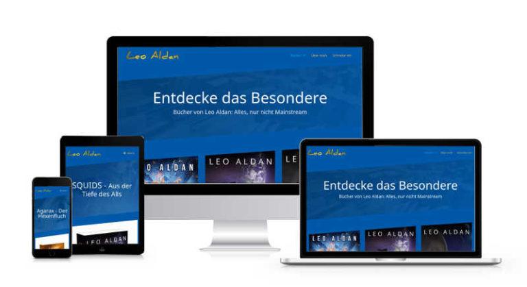 DocWondrak Webmaster Webseite leoaldan
