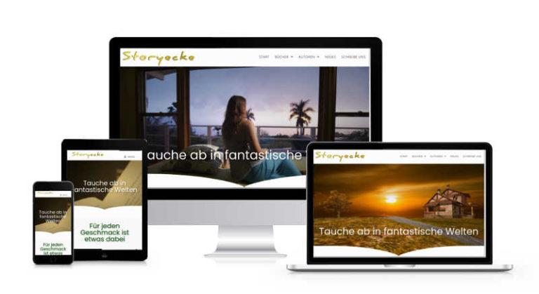 DocWondrak Webmaster Webseite storyecke