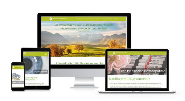 DocWondrak WebmasterWebseite Naturheilpraxis-am-Moos